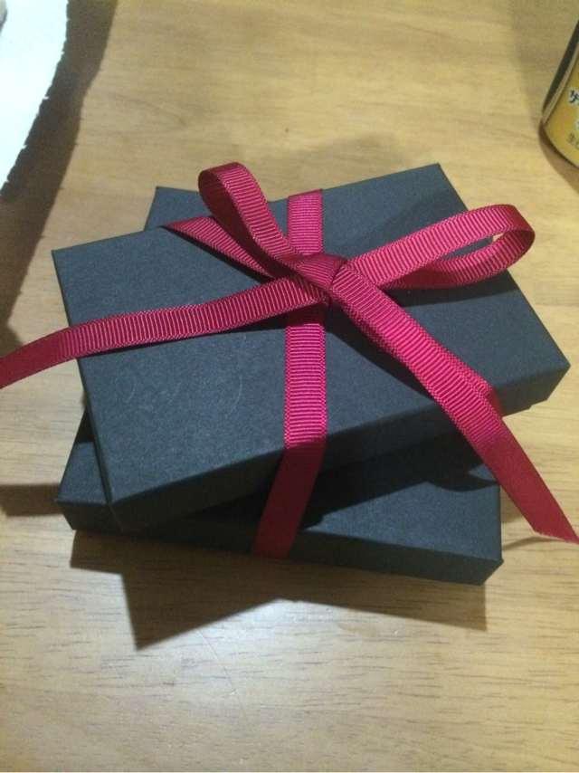 嫁からのプレゼント